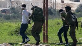 (محدث) الاحتلال يعتقل 18مواطنا من الضفة