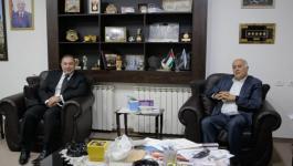 الرجوب: نثمن الجهود المصرية المبذولة لتذليل العقبات أمام المصالحة الفلسطينية
