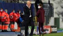 زيدان يرد على دعوات لاستقالته بعد خسارة ريال مدريد
