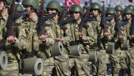 تركيا: عسكريونا توجهوا إلى أذربيجان لأداء مهام في مركز مراقبة وقف إطلاق النار بقره باغ