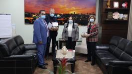 وزيرة الصحة تبحث الوضع الوبائي ولقاح كورونا مع منظمة الصحة العالمية