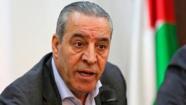 الشيخ:الحكومة الإسرائيلية تحول المقاصة كاملة إلى حساب السلطة