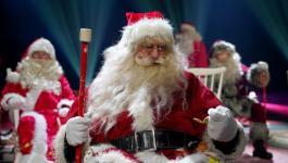 منظمة الصحة العالمية تطمئن أطفال العالم: بابا نويل لديه حصانة ضد كورونا!