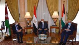 الكشف عن تفاصيل الاجتماع الفلسطيني الأردني المصري