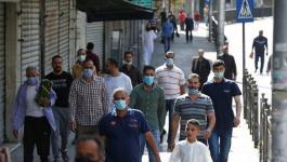 الأردن.. 29 وفاة و1707 إصابات جديدة بفيروس كورونا