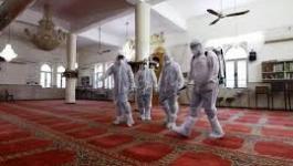 محافظ بيت لحم يغلق مسجدا بسبب فيروس كورونا