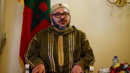 الملك المغربي يؤكد للرئيس عباس التزام المملكة بحل الدولتين