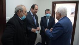 قناة كان العبرية: مصر والأردن تضغطان على عباس لتوحيد صفوف