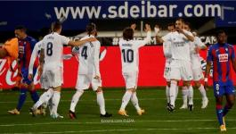 ريال مدريد يفوز على فالنسيا ويقفز إلى وصافة الترتيب