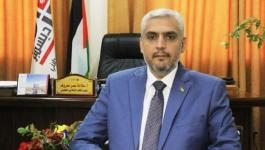 معروف يتحدث عن مستجدات الحالة الوبائية بقطاع غزة