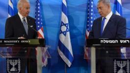 بايدن غير متعجّل للتقرب من نتنياهو أو الخوض في الملف الإسرائيلي-الفلسطيني