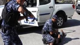 ارزيقات: القبض على 4 مطلوبين من يطا مشتبه باشتراكهم بجريمة قتل