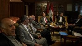 وصول أول وفد فلسطيني للقاهرة للمشاركة في حوار الانتخابات المرتقب