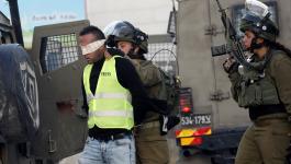 الاحتلال يعتقل فتى من العيسوية