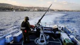 بحرية الاحتلال تستهدف زوارق الصيادين في بحر غزّة