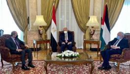 المالكي يبحث مع نظيريه المصري والأردني آخر مستجدات القضية الفلسطينية