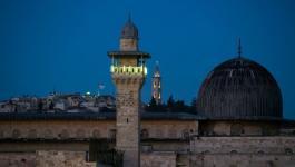 حماس تستنكر قطع الاحتلال أسلاك مكبرات الصوت في المسجد الأقصى