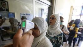 غزة: نشر قائمة المستشفيات التي تُوفر خدمة الفحص السريع لفيروس كورونا