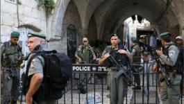 قوات الاحتلل تعتقل مقدسين من الطور