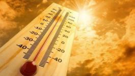 الطقس: أجواء حارة وجافة جدا