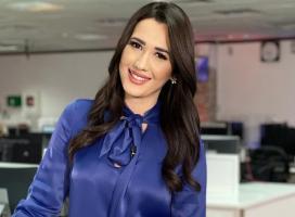 رشا مقران تطل في حلة جديدة على أخبار الان