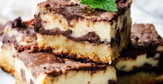 حلى سريع: البسكويت بالشوكولاتة بدون فرن