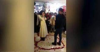 (عرض زواج) في إيران ينتهي باعتقال العروسين