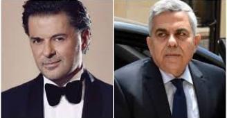 نائب لبناني يهدد بـ(قطع رأس) راغب علامة..وماجدة الرومي تدعو الأخير للحرب على الفساد بالغناء