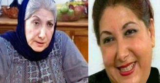 العثور على الممثلة العراقية الشهيرة