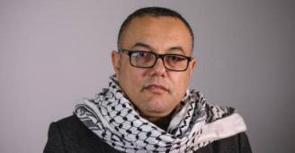 بالصور مجهولون يعتدون بالضرب على المتحدث باسم فتح عاطف أبو سيف بغزة