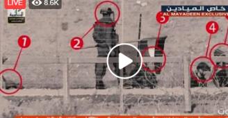 فيديو .. اللحظات الأولى لتنفيذ كمين العلم الذي استهدف مجموعة من الجنود الصهاينة شرق خانيونس فبراير الماضي