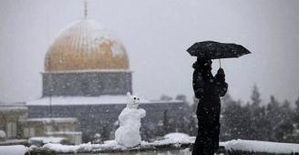 أخر تحديث لأخبار المنخفض القطبي الذي سيضرب الأراضي الفلسطينية