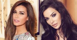 هجوم غير مباشر من نادين الراسي على نادين نسيب نجيم.. ليست نجمة لبنان الأولى!