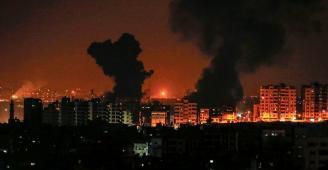 قناة عبرية تكشف خسائر الإحتلال خلال تصعيده ضد غزة