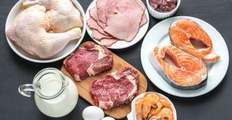 دراسة: البروتين يساعد على انقاص الوزن