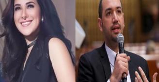 بعد أنباء انفصالهما.. إليك أول صورة رومانسية تجمع شيري عادل ومعز مسعود