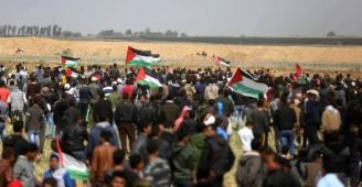 استعدادات إسرائيلية للمسيرة المليونيّة على حدود غزة