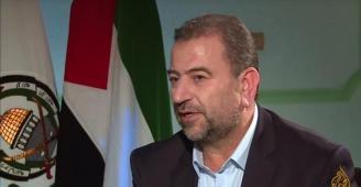 العاروري:المصالحة لم تنهار..ودحلان ليس عدوا لنا