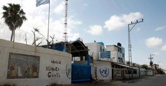 المقاومة تحاصر مقراً أممياً بغزة للاشتباه بوجود قوة خاصة إسرائيلية داخله
