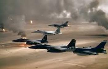 غارات للتحالف العربي تقطع خطوط إمداد الحوثيين في حجة وصنعاء .