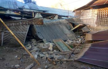 زلزال قوي يهز إندونيسيا.. وسقوط 10 قتلى
