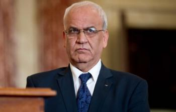عريقات: حكومة نتنياهو تهدف  لتدمير السلطة