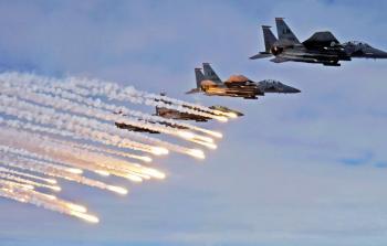 مخاوف من تعرض طائرات امريكية للإستهداف في سوريا