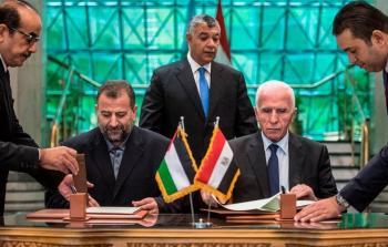 حلس: اتفاق المصالحة يواجه العديد من المصاعب والعقبات