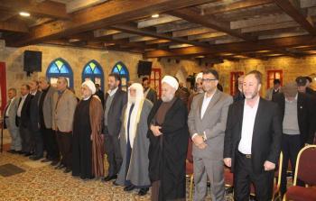 بعثة الاطباء الايرانيين تعقد مؤتمراً صحفياً لاطلام الايام الصحية في المخيمات الفلسطينية