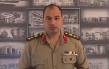 ست سنوات سجن لضابط مصري أعلن ترشحه للرئاسة