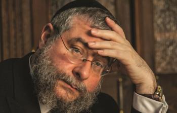 حاخام لصحيفة سعودية: غزة مشكلة بالنسبة لإسرائيل والفلسطينون أمام خيارين