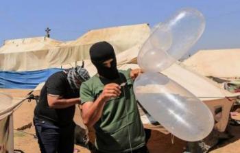 طائرات الاحتلال تستهدف مجموعة من مطلقي البالونات الحارقة شرق جباليا وتقصف مرصدين للمقاومة وسط القطاع