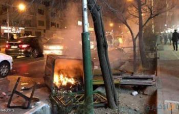 ارتفاع أعداد القتلى في الاحتجاجات الإيرانية إلى 50 شخصًا