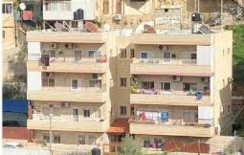 اخطار بإخلاء بناية لصالح المستوطنين في سلوان